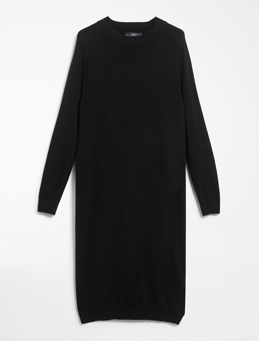Silk and wool yarn dress Weekend Maxmara