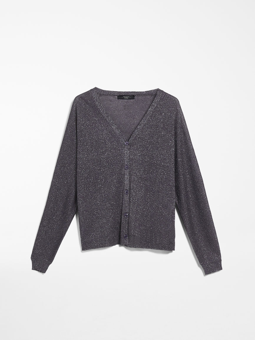 Lurex cardigan Weekend Maxmara