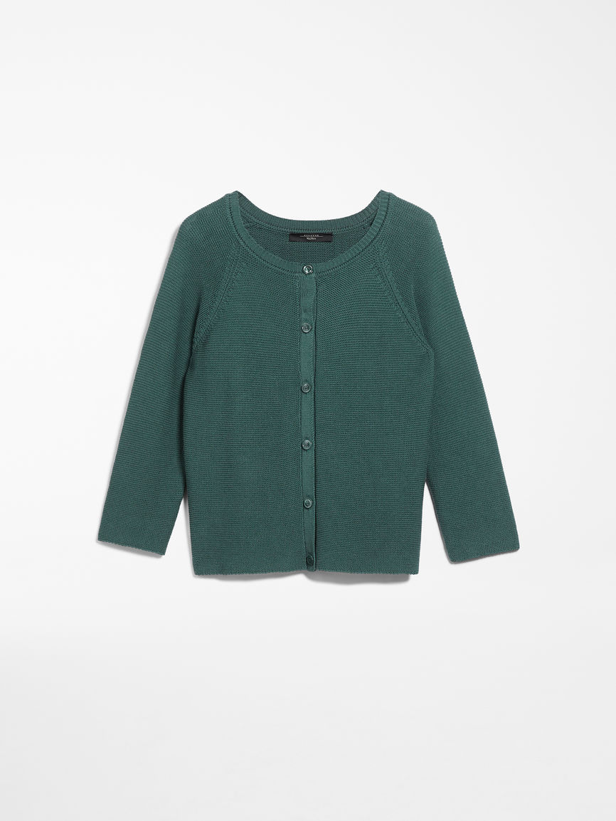 Cotton cordelet cardigan Weekend Maxmara