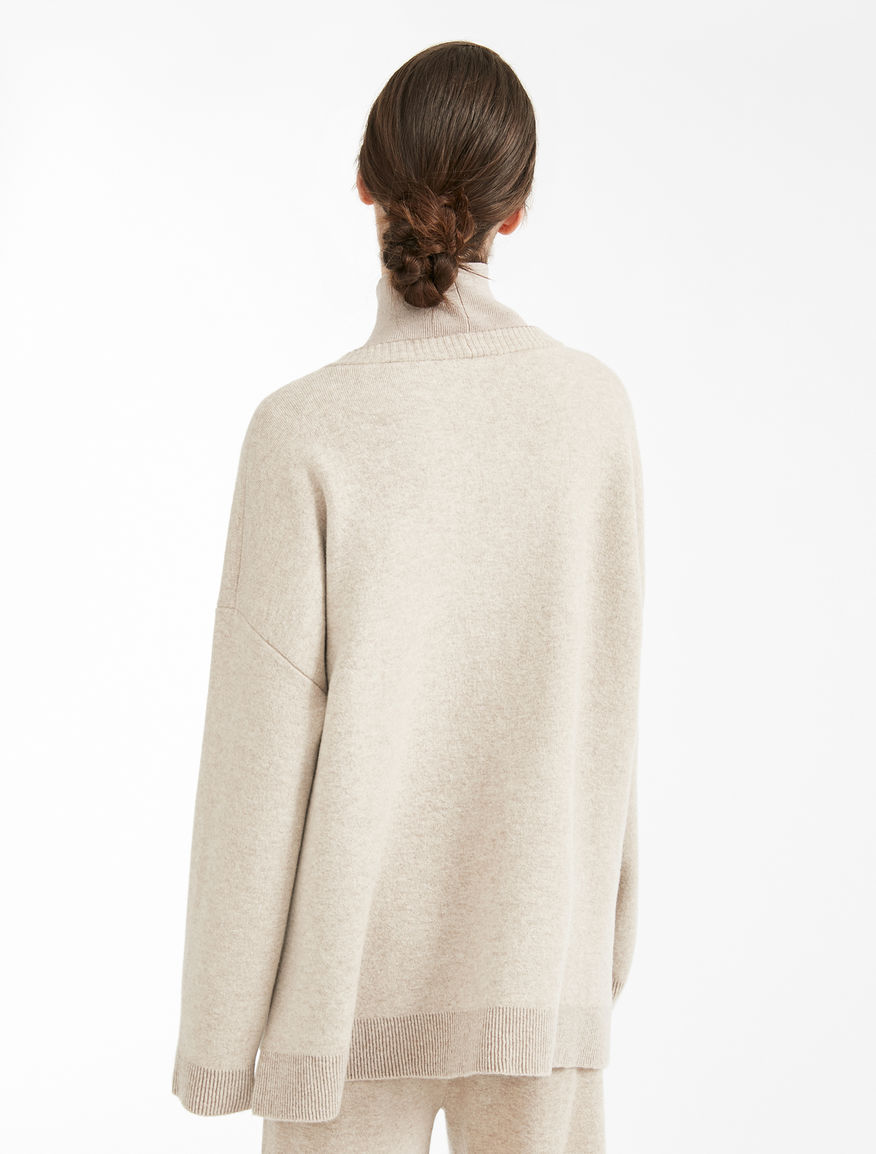 Reversible wool jumper Weekend Maxmara