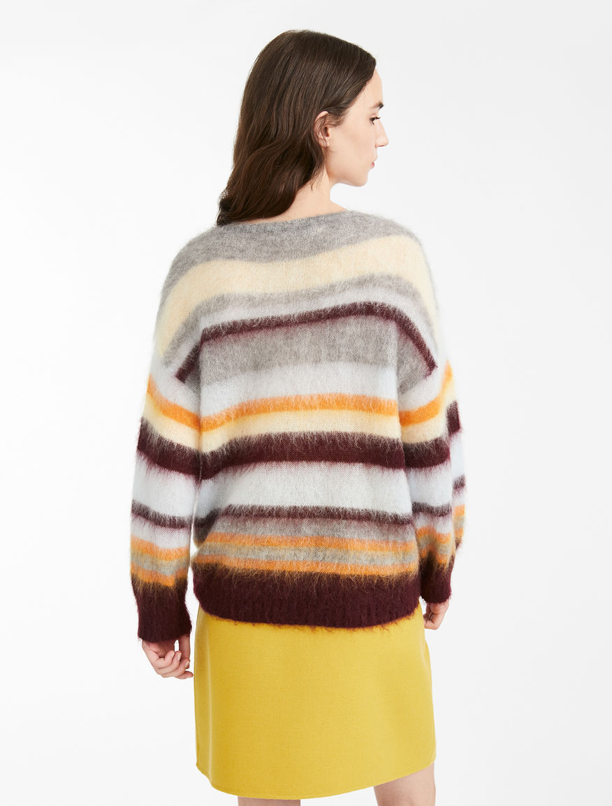 Mohair yarn jumper Weekend Maxmara