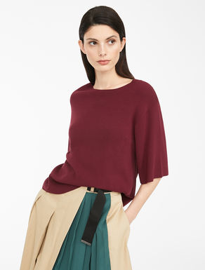 Viscose yarn T-shirt Weekend Maxmara