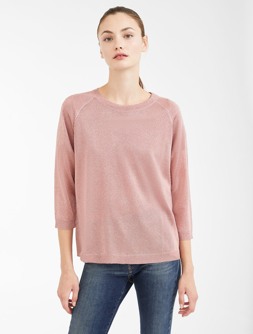 Lurex yarn jumper Weekend Maxmara