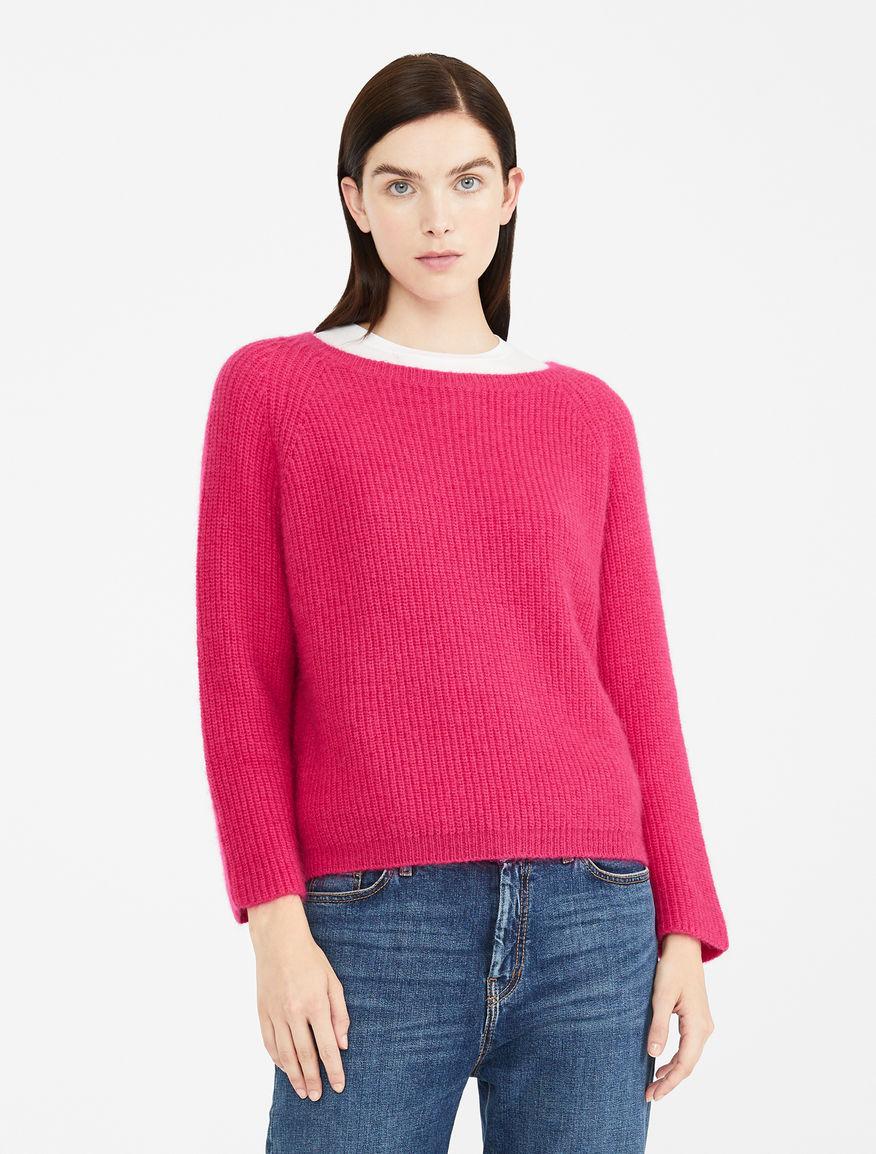 Mohair yarn jumper Weekend Maxmara