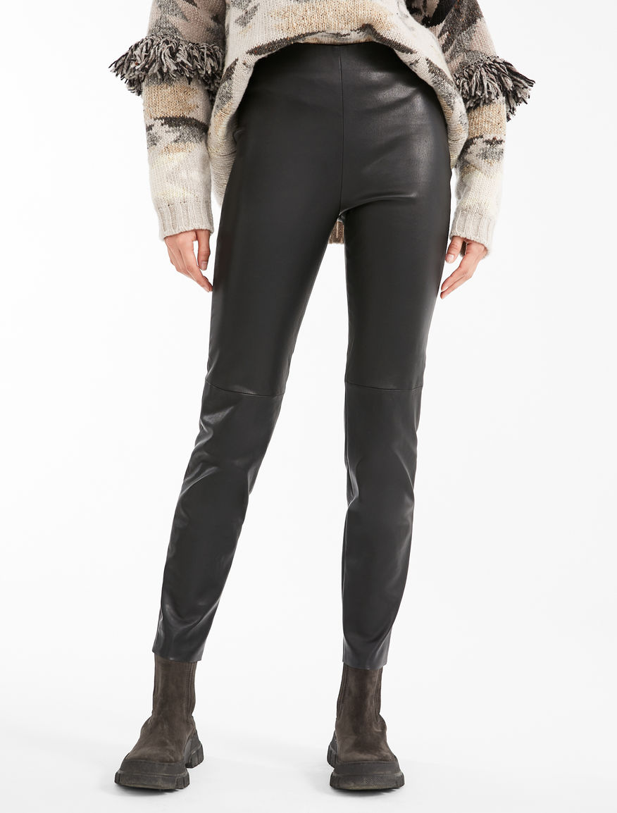 Nappa leggings Weekend Maxmara