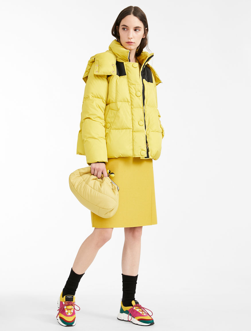 Water-repellent taffeta coat Weekend Maxmara