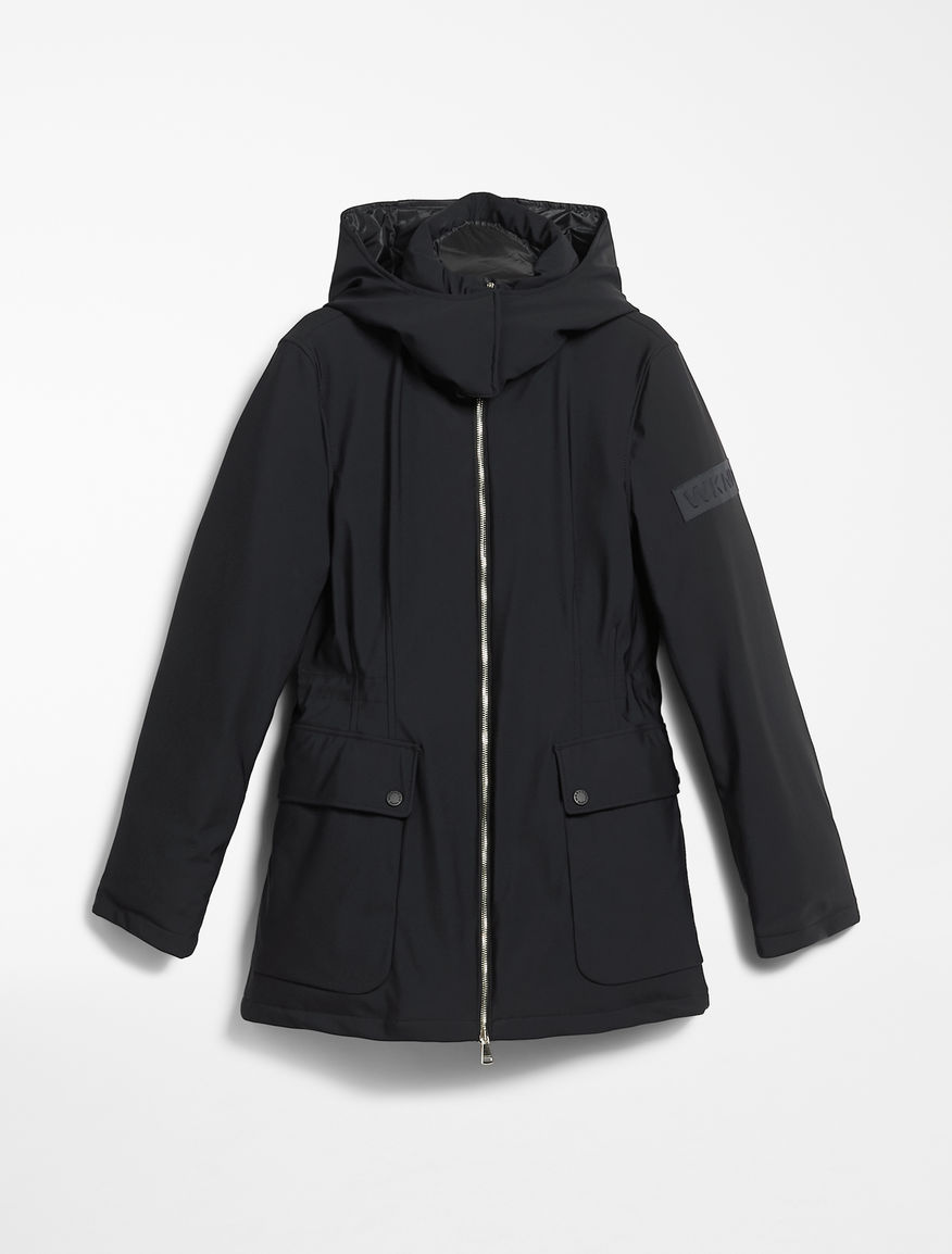 Water-repellent jersey coat Weekend Maxmara