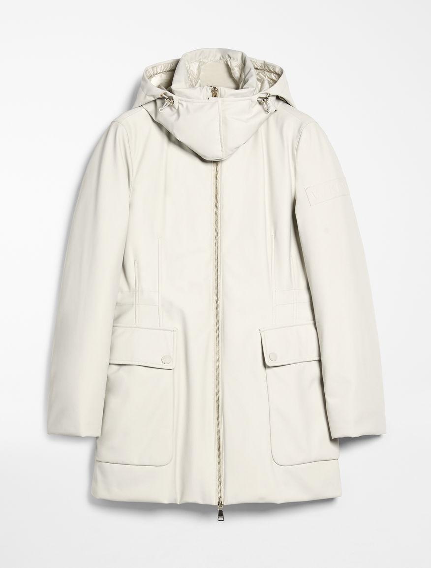Water-repellent jersey coat Weekend Maxmara