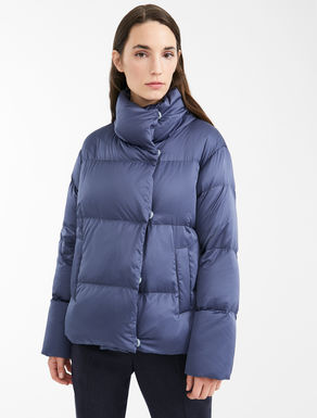 Water-repellent satin coat Weekend Maxmara