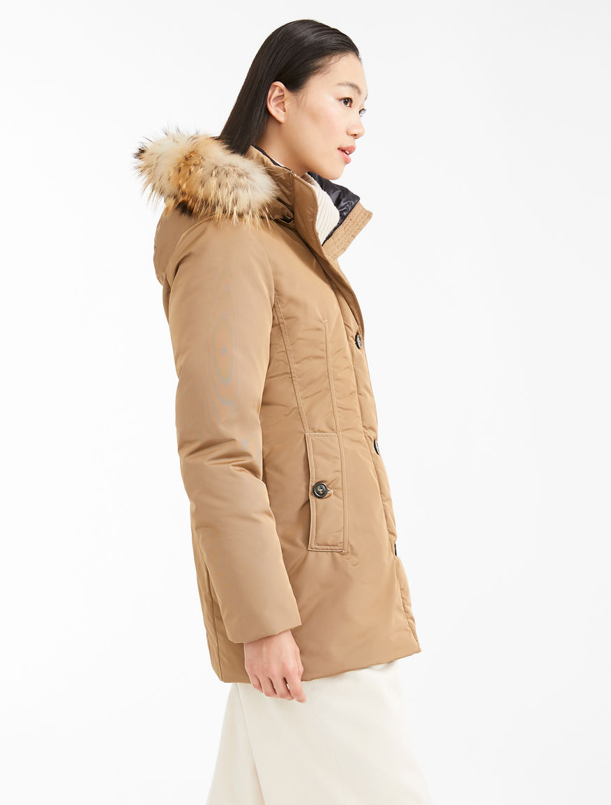 Water-repellent panama coat Weekend Maxmara