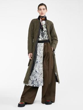 Cappotto Re-Find in gabardina antigoccia Weekend Maxmara