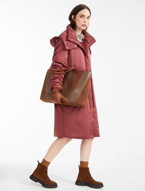 Water repellent satin parka Weekend Maxmara