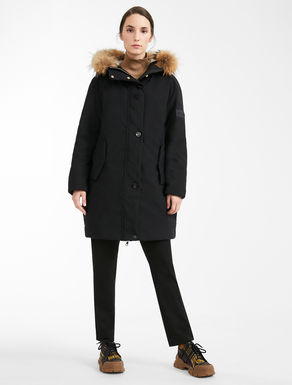 Water-repellent jersey parka Weekend Maxmara