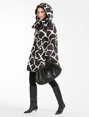 Water-repellent canvas puffer coat Weekend Maxmara
