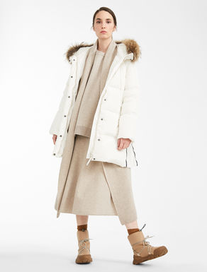 Water repellent taffeta parka Weekend Maxmara