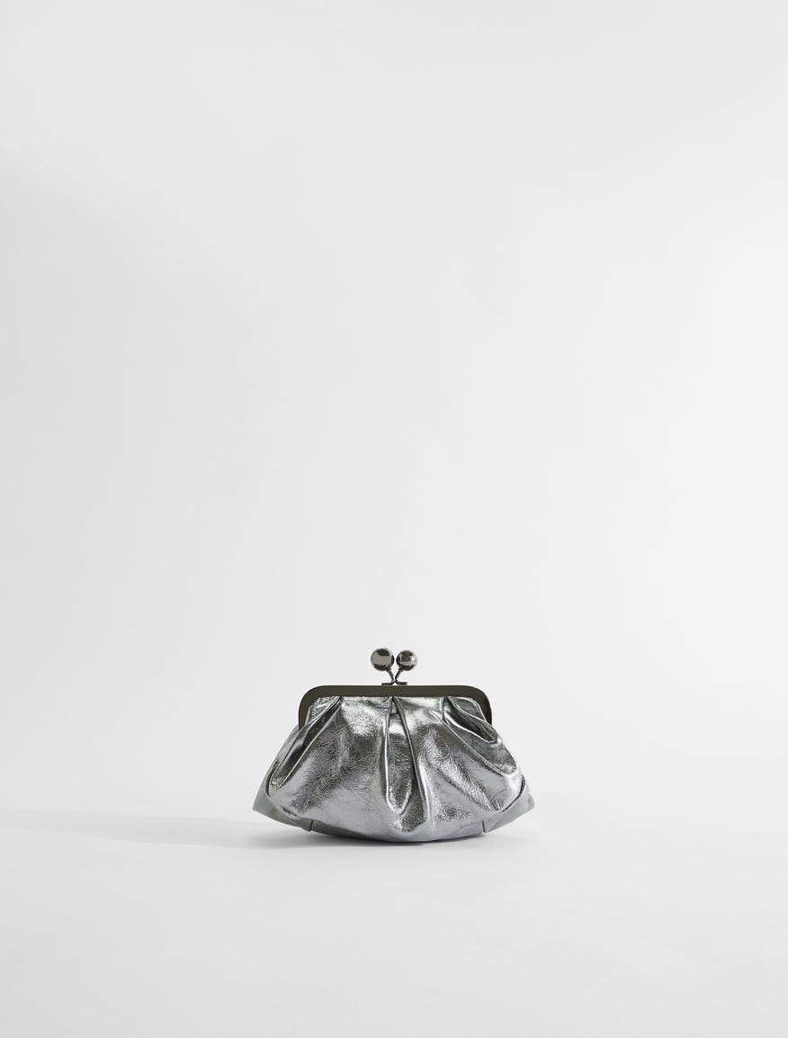 Small leather Pasticcino Bag Weekend Maxmara