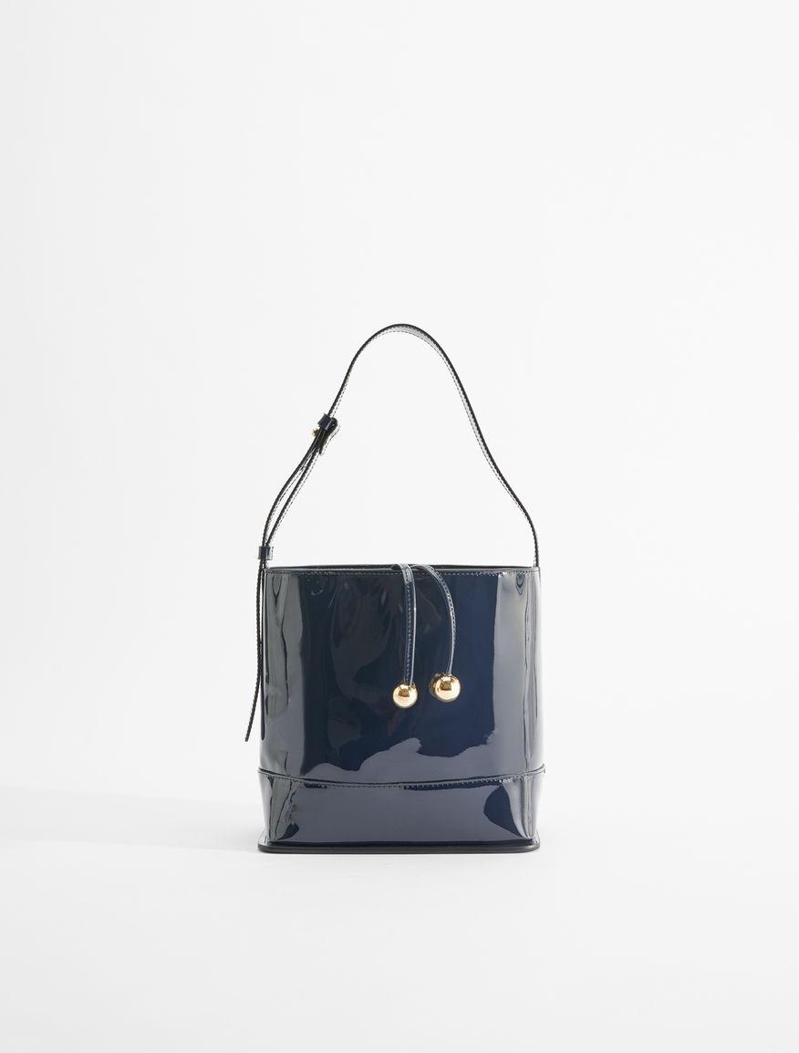 Lady leather bucket bag Weekend Maxmara
