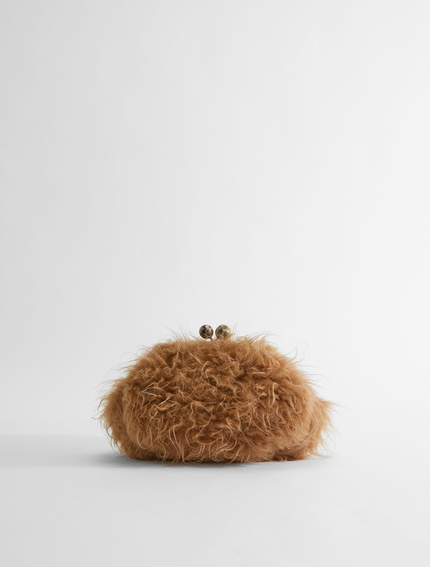 Medium faux fur Pasticcino Bag Weekend Maxmara
