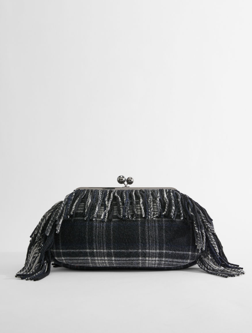 Large wool Pasticcino Bag Weekend Maxmara