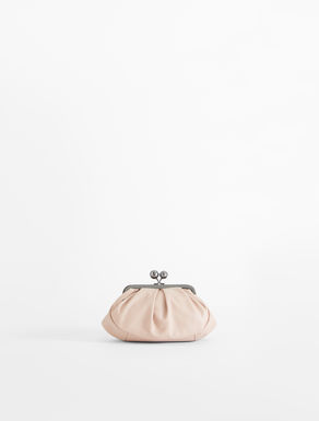 Small nappa leather Pasticcino Bag Weekend Maxmara