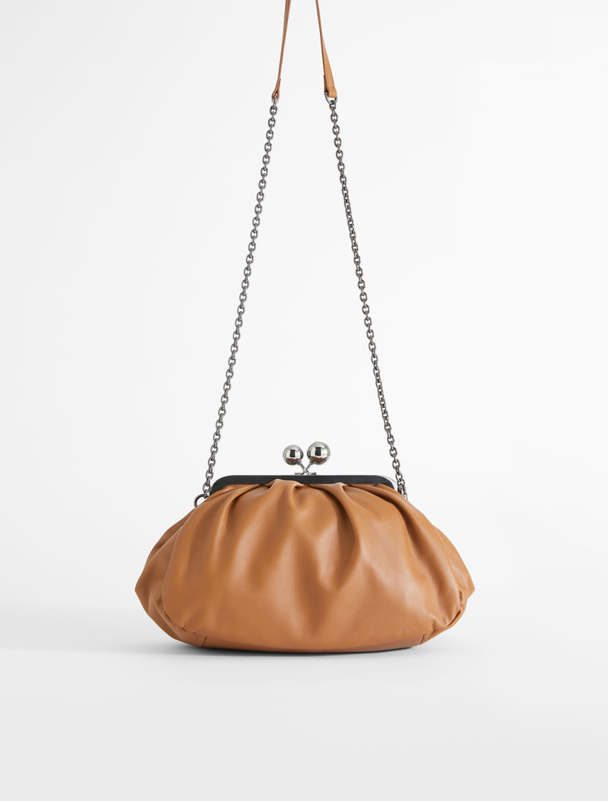 Medium leather Pasticcino Bag Weekend Maxmara