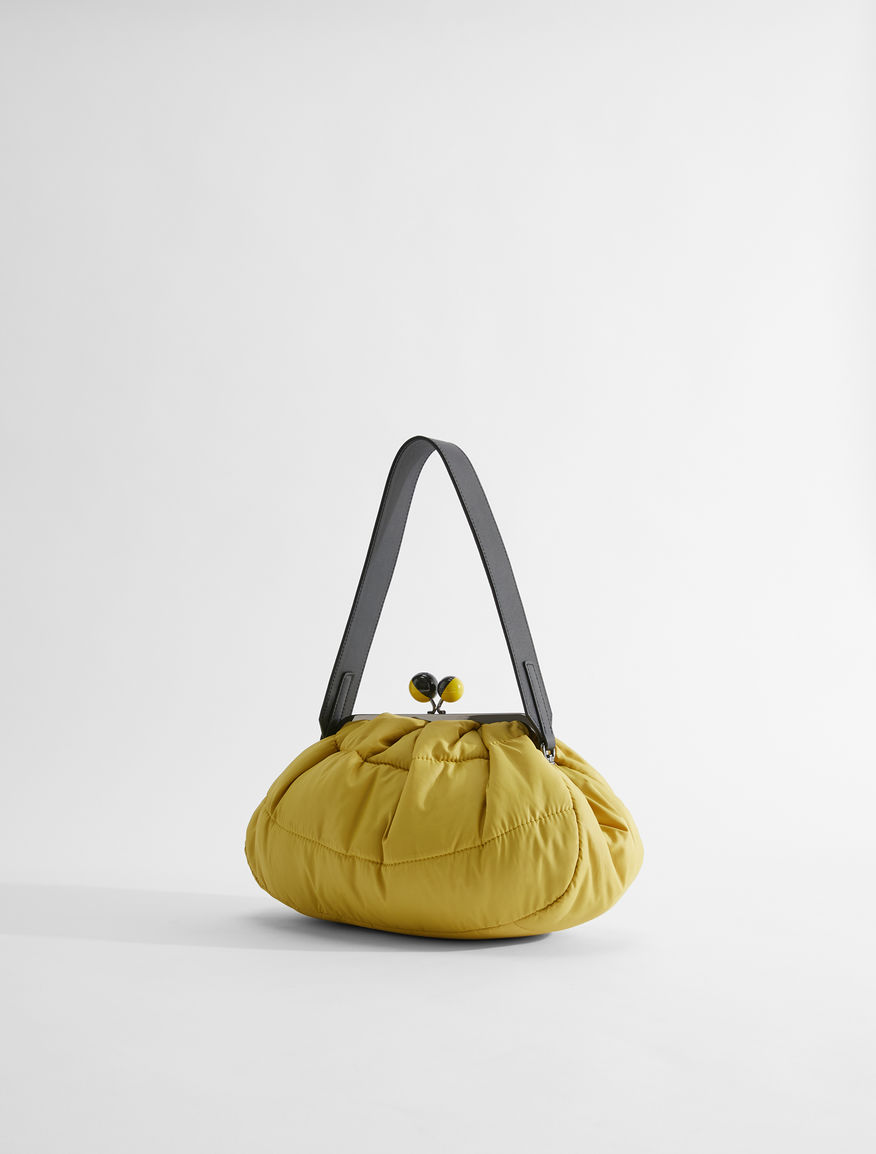 Medium Pasticcino Bag in technical satin Weekend Maxmara