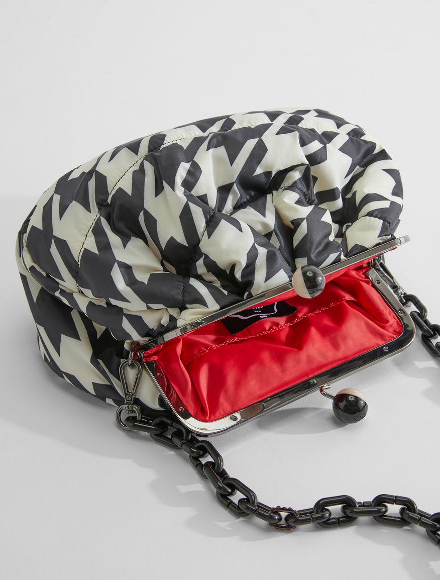 Medium Pasticcino Bag in technical satin Weekend Maxmara