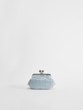 Small sequin Pasticcino Bag Weekend Maxmara