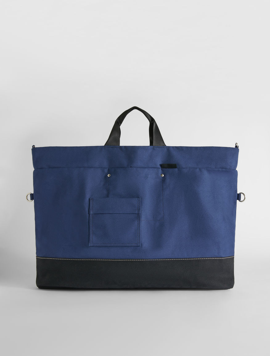 Re-Find cotton canvas shopper Weekend Maxmara