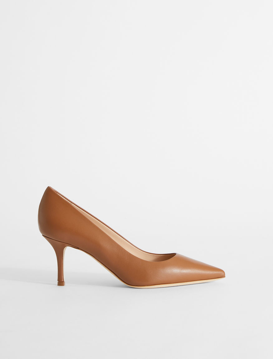 Nappa heels Weekend Maxmara