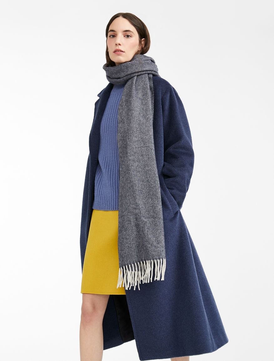 Wool blend stole Weekend Maxmara