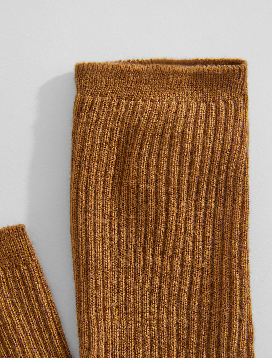 Cotton and cashmere socks Weekend Maxmara