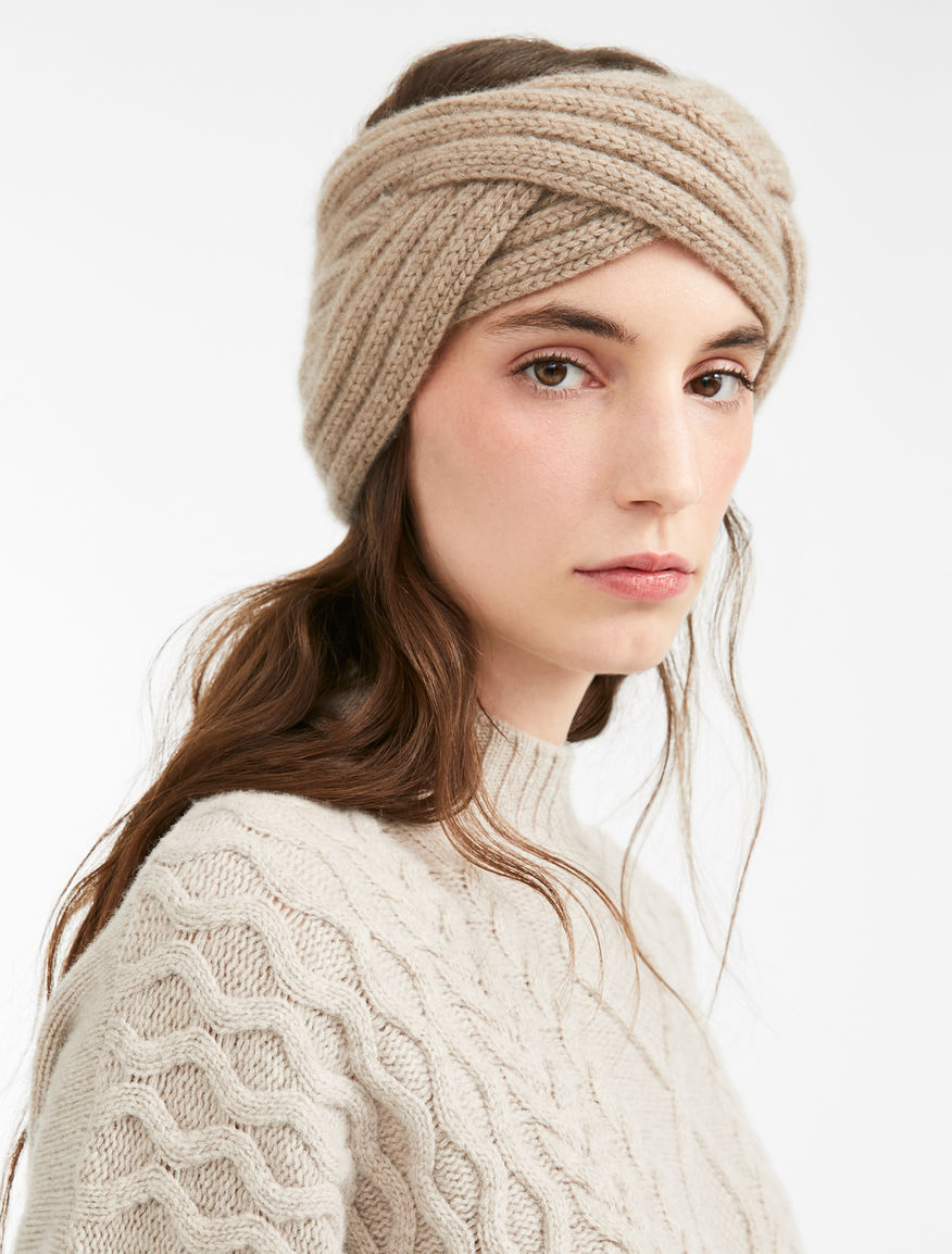 Cashmere headband Weekend Maxmara