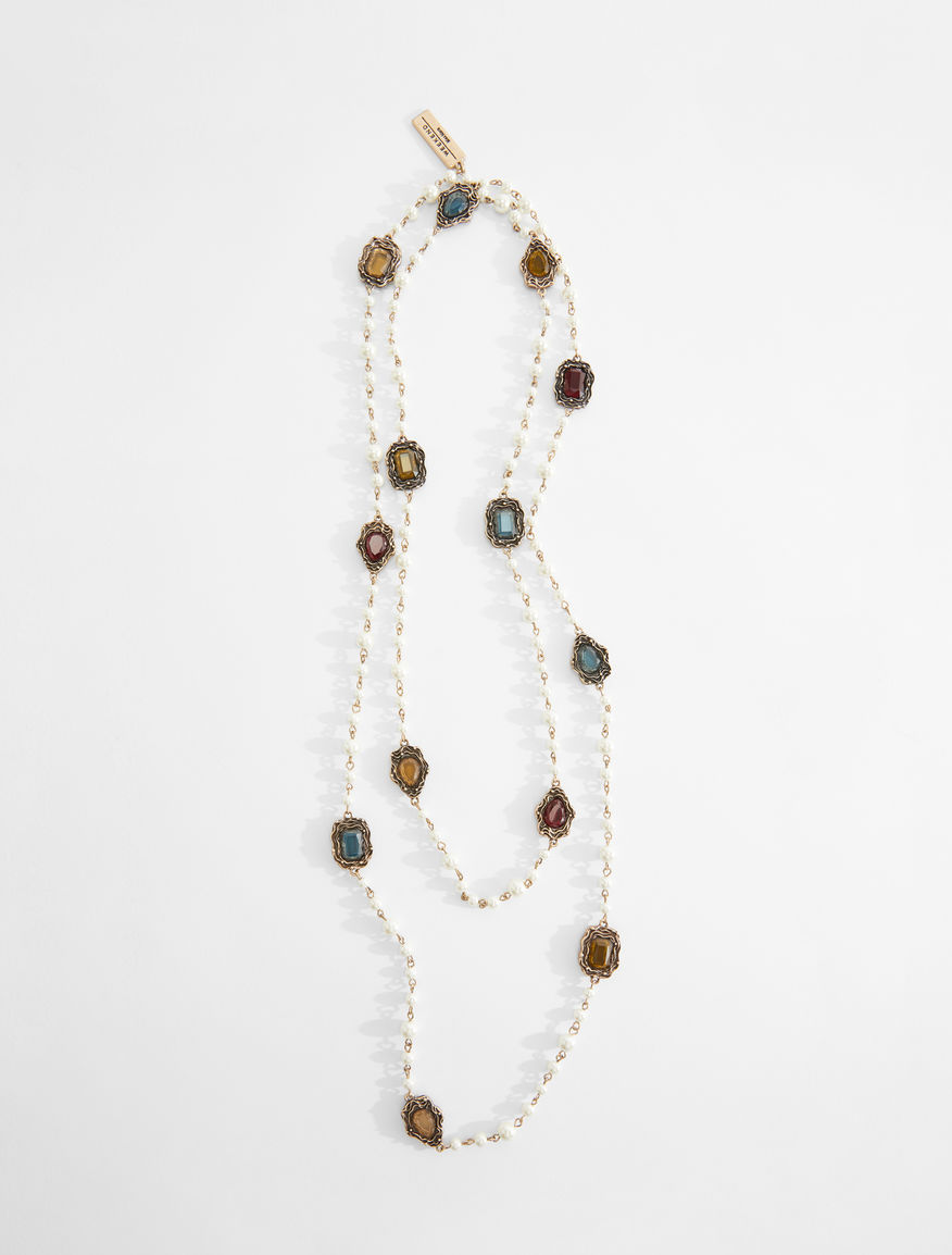 Beaded necklace Weekend Maxmara