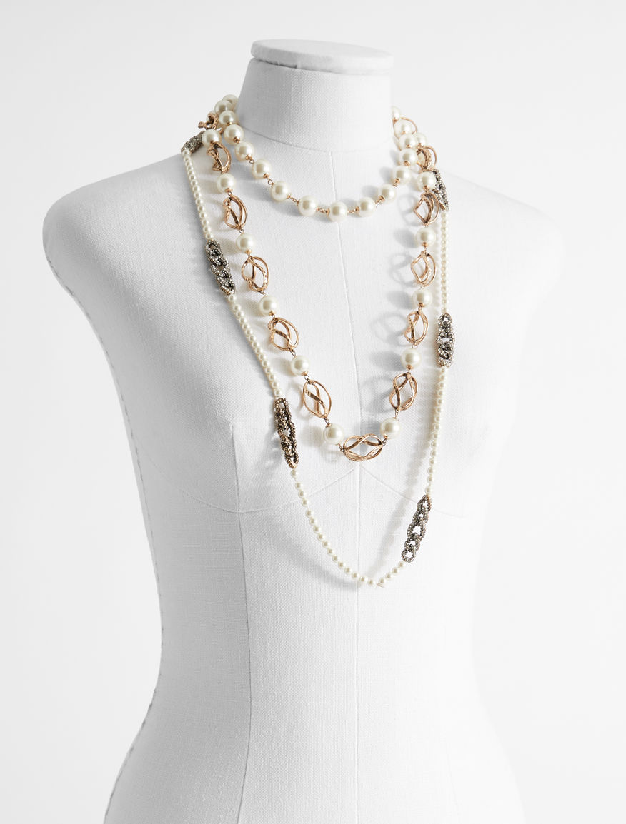 Set of beaded necklaces Weekend Maxmara