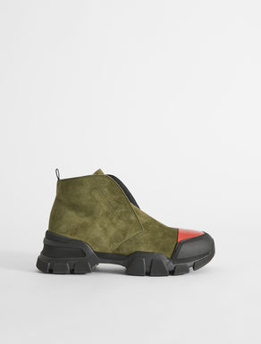 Ankle boot in crosta Weekend Maxmara