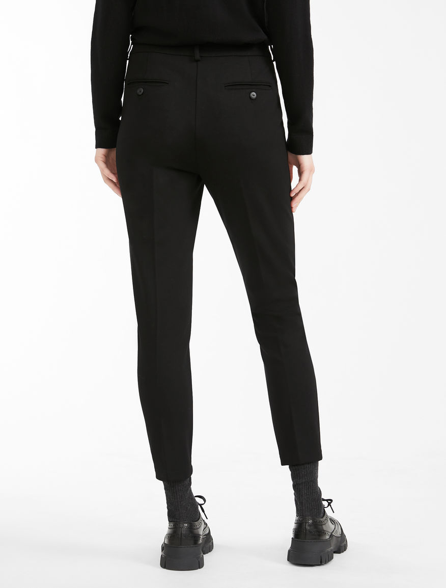 Viscose jersey trousers Weekend Maxmara