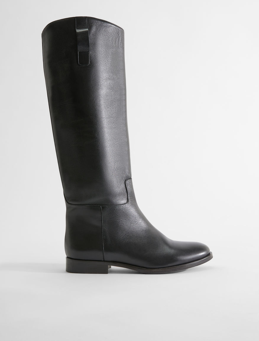 Leather boots Weekend Maxmara