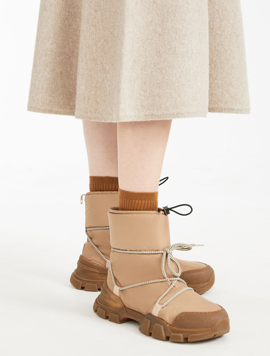 Technical canvas ankle boot Weekend Maxmara