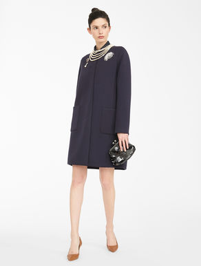 Scuba jersey duster coat Weekend Maxmara