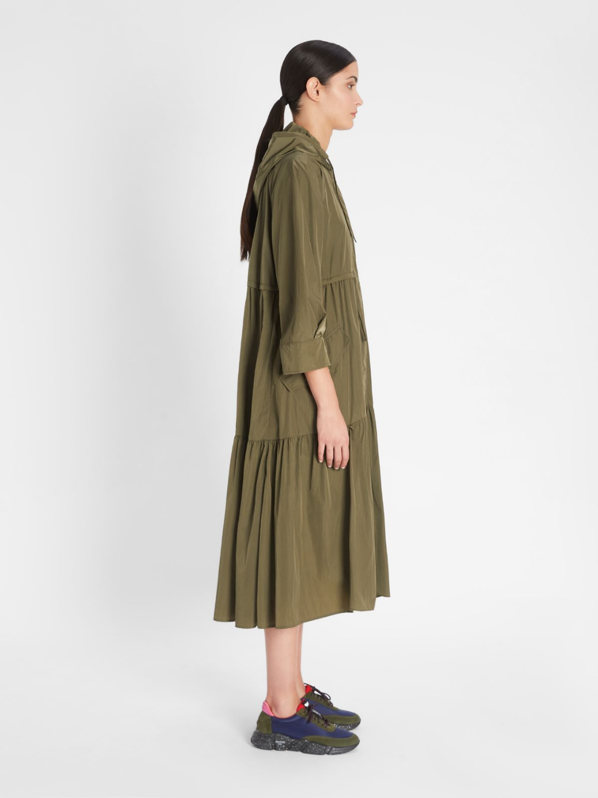 Water-repellent taffeta parka Weekend Maxmara