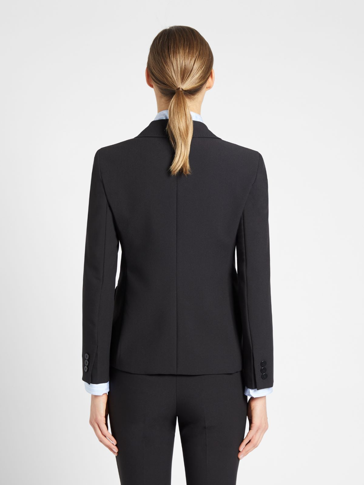 Viscose canvas blazer Weekend Maxmara