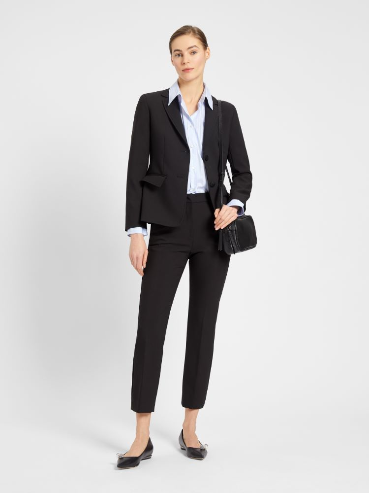 Blazer in tela di viscosa Weekend Maxmara
