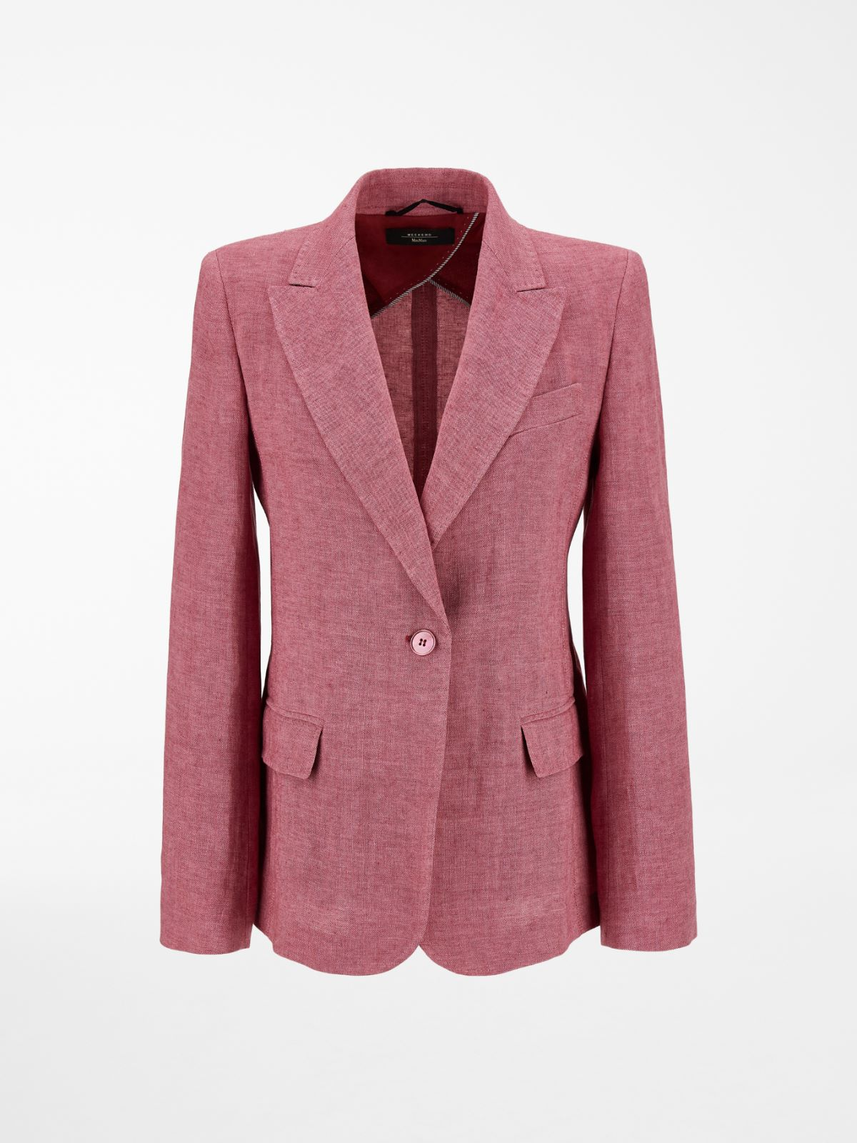 Linen blazer Weekend Maxmara