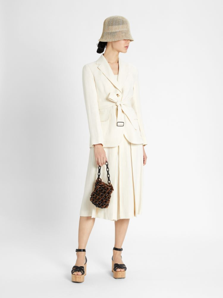 Linen jacket Weekend Maxmara