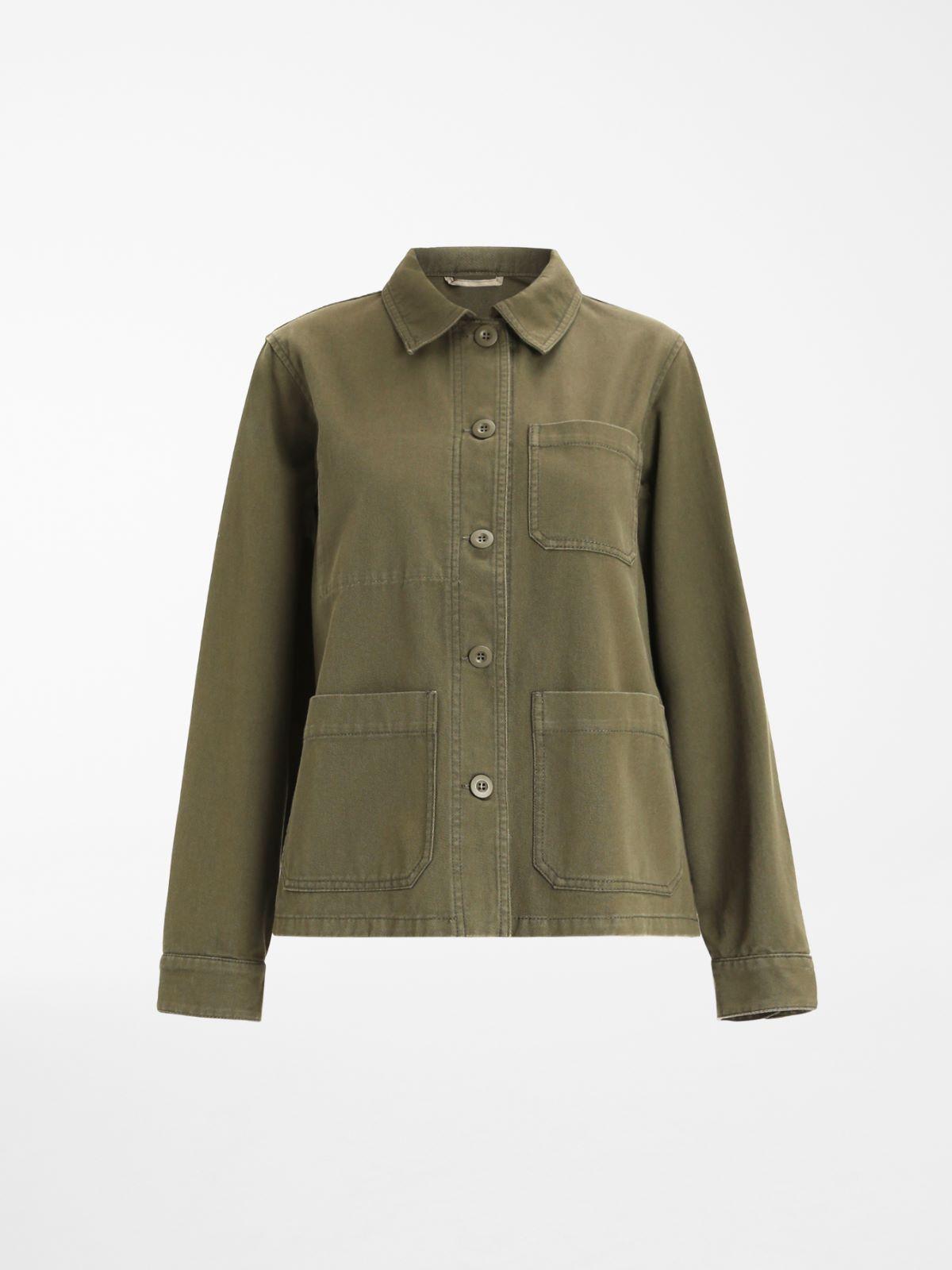 Cotton jacket Weekend Maxmara