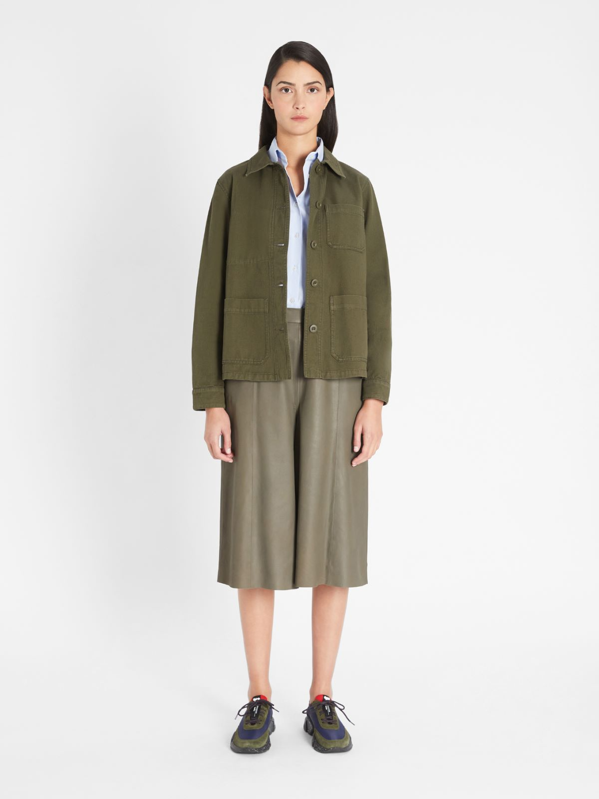 Cotton jacket Weekend Maxmara