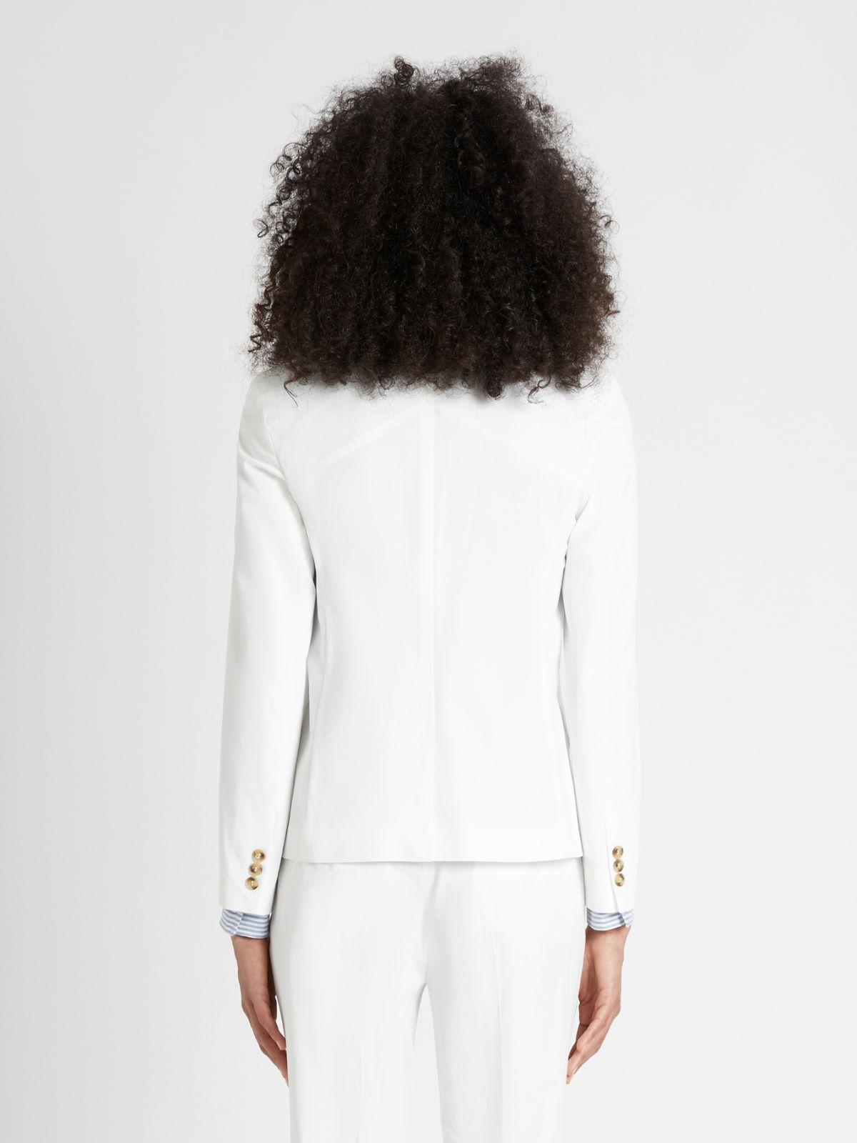 Cotton gabardine blazer Weekend Maxmara