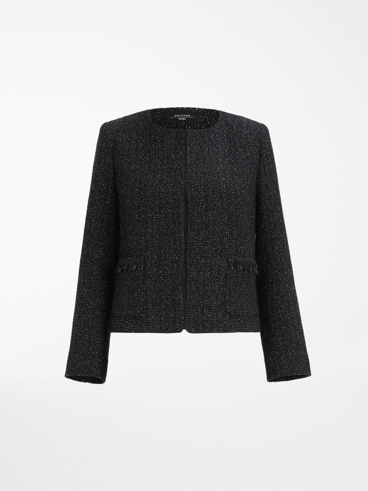Viscose and cotton jacket Weekend Maxmara