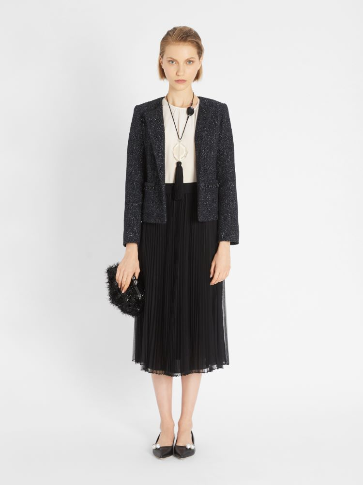Viscose and cotton jacket Weekend Maxmara